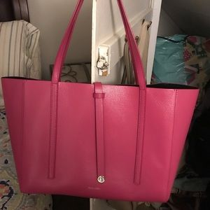 TIFFANY & CO LARGE PINK Tote